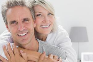Ljubezen med moškim in žensko