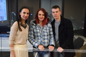 Romani in Marku bo pri načrtovanju poroke pomagala poročna načrtovalka Petra Starbek. Foto: Tamara Prejac
