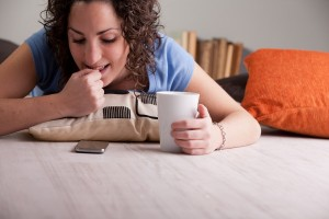 Če tišina traja predolgo, potem je čas, da greš naprej. Vir: Shutterstock