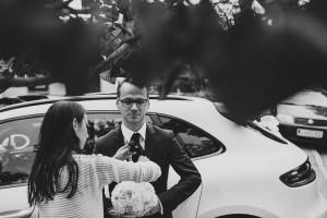 Petra Starbek vama lahko ponudi tri organizacijske pakete, poleg teg pa nudi še poročno videografijo in tiskovine ter izposojo dekorativnih elementov. Foto: Alen Kus