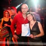 Zmagovalca plesnega tekmovanja sta prejela izlet na Rabac.