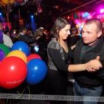 Ob zabavnih ritmih je nastalo ogromno plesnih parov.