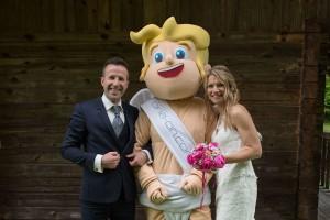 sanjska poroka in Kupid Ljubo