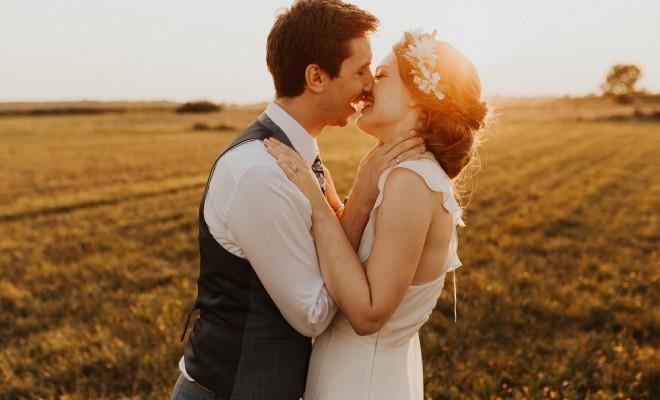 Poroka Emily in Nik Prekmurje