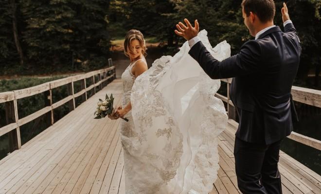 Poroka Katarina in Carlos Grad Otočec