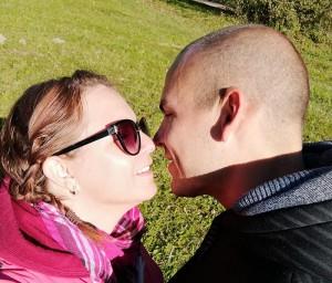 Katja in Mišel-min