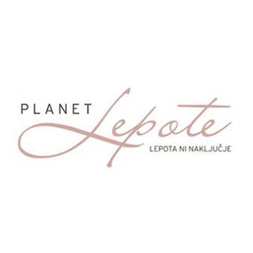 Logotip Planet lepote