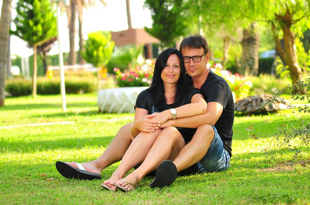 Ljubezenske zgodbe in poroka