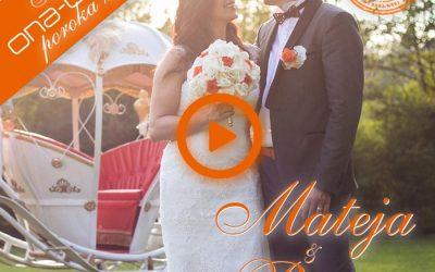 Mateja & Brane ~ Sanjska poroka 2018