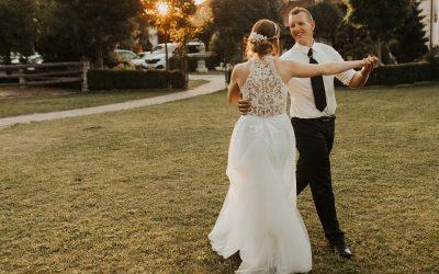 Na 5. ona-on.com Sanjski poroki sta rekla DA Urša in Sandi!
