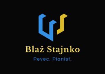 Pianist Blaž Stajnko