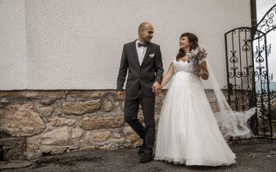 Katja & Mišel ~ Sanjska poroka 2020